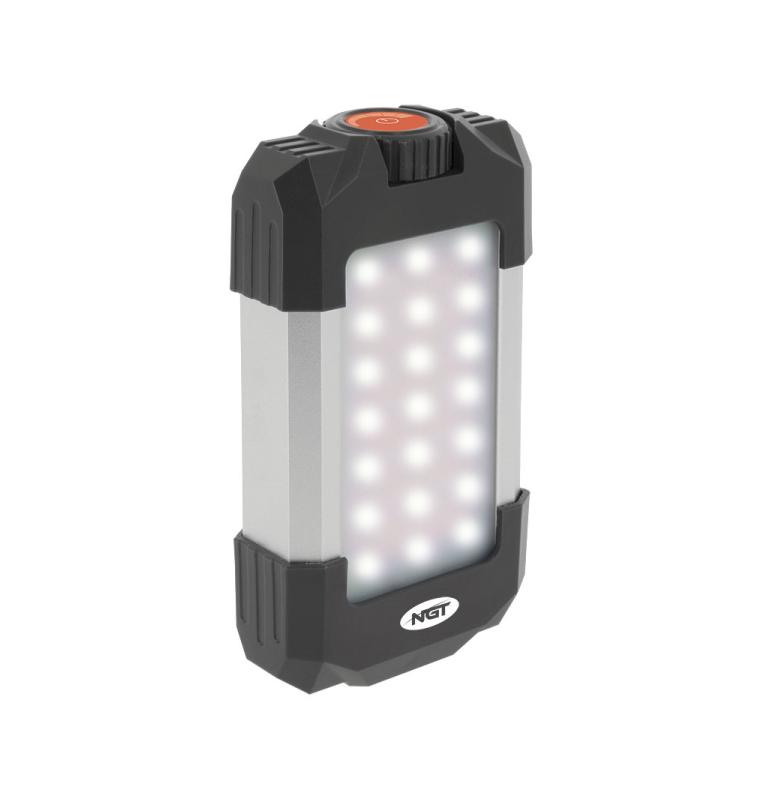 NGT 10400 mAh Multifunctional 21+6 LED Light Powerbank NGT Beleuchtung