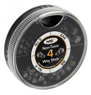 NGT Non-Toxic 4-Way Shot NGT Blei