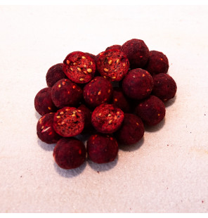 Meus Bloody Shark Attack Boilies 18mm Top Meus Serie Boilies