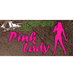 Meus Pink Lady Boilies 18mm