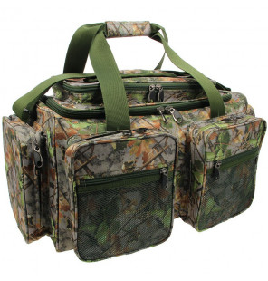 NGT Multi-Pocket 'XPR' Camo Large Carryall (XPR CAMO) NGT Taschen