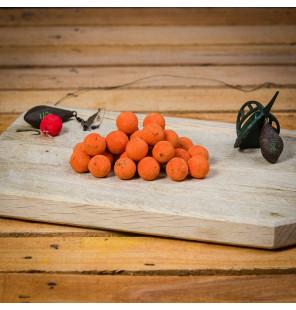 Meus Spectrum Orange & Makrele Boilies 18mm 1kg Köder Meus Boilies