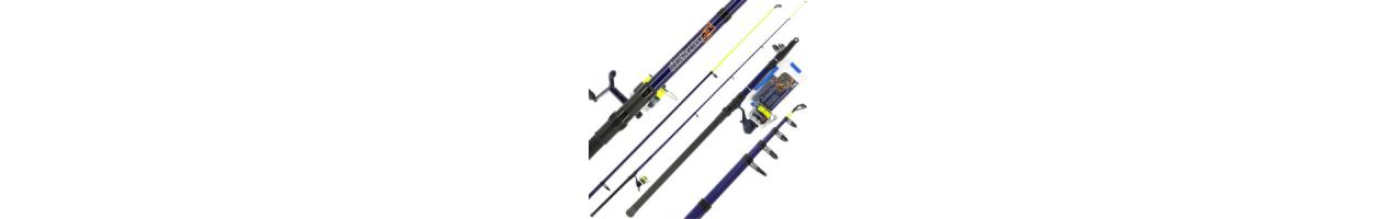 Teleskopruten - JJ-Fishing - Angel Shop und Angelbedarf aus Wien