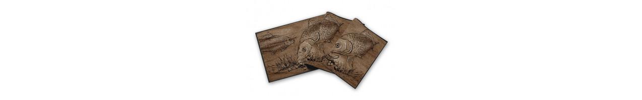 Bivvy Mat - Fußmatten - JJ-Fishing - Dein Online Store für Angel Bedarf