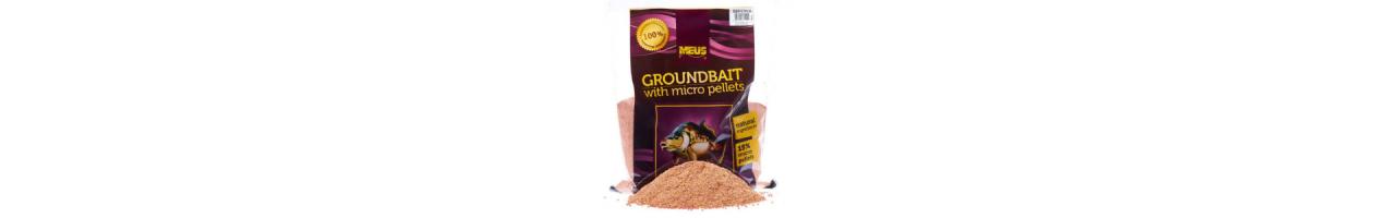 Groundbait und Pellets - JJ-Fishing - Dein Tackle Shop aus Wien