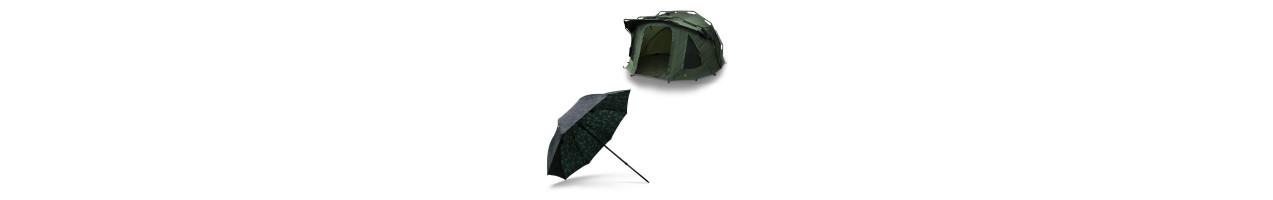 Schirme & Zelte