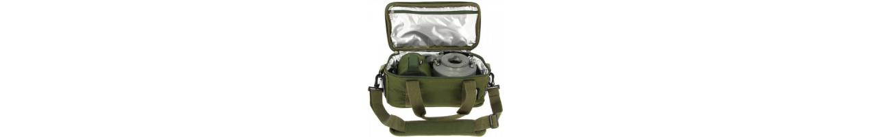 Taschen - Angelzubehör von JJ-Fishing Online Tackle Carp Equipment