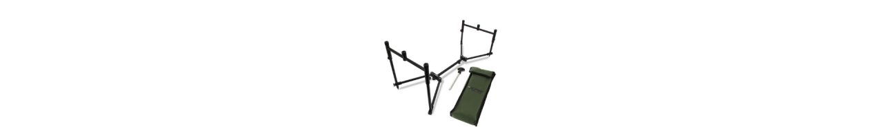 Rod Pod´s, Banksticks & Buzzerbars - JJ-Fishing - Dein Angel Shop