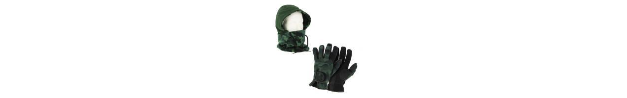 Kappen & Masken & Handschuhe - JJ-Fishing Online Shop und Store