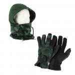 Kappen & Masken & Handschuhe