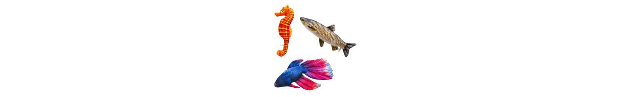 Plüschfische Mini
