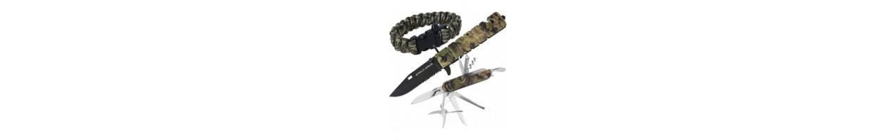 Messer & Äxte - JJ-Fishing - Dein Tackle Store aus Österreich