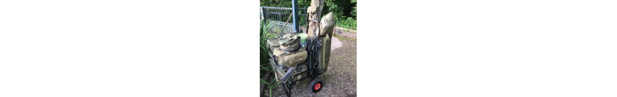 Trolley & Barrows - JJ-Fishing - Dein Tackle Store aus Österreich
