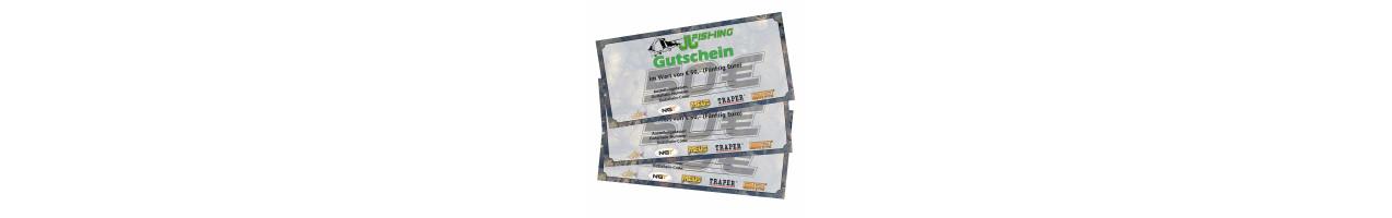 Gutscheine - JJ-Fishing - Tackle Shop aus Österreich - Carp Fishing Gear