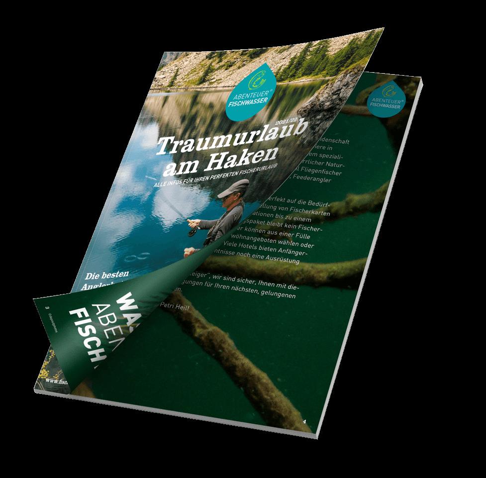 Katalog Abenteuer Fischwasser 2021